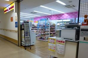 売店(ヤマザキショップ)